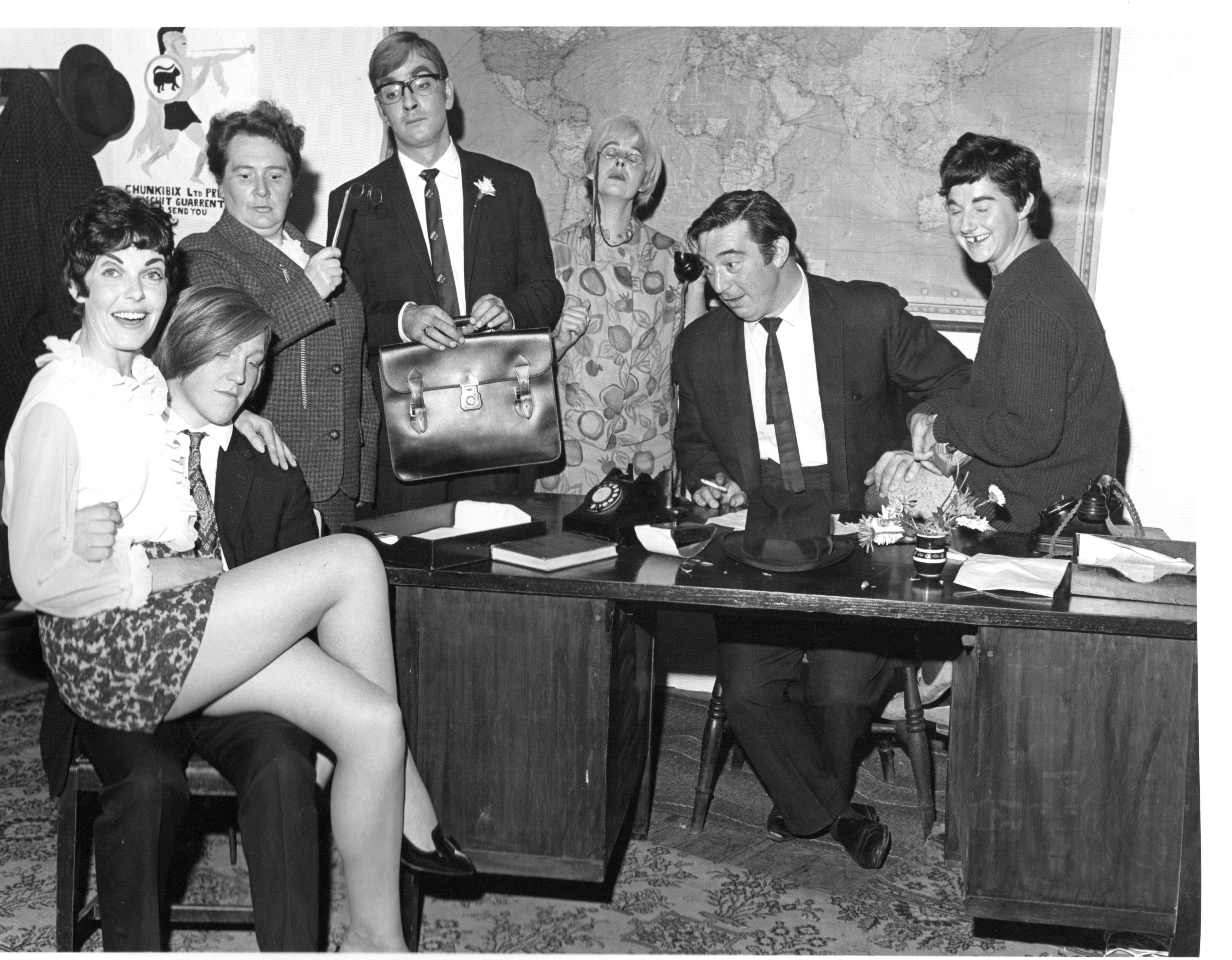 Big Bad Mouse 1969